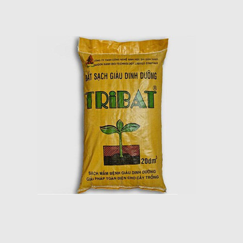 Đất sạch giàu dinh dưỡng TRIBAT 20dm3