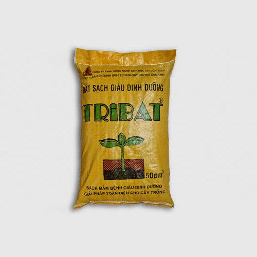 Đất sạch giàu dinh dưỡng TRIBAT 50dm3
